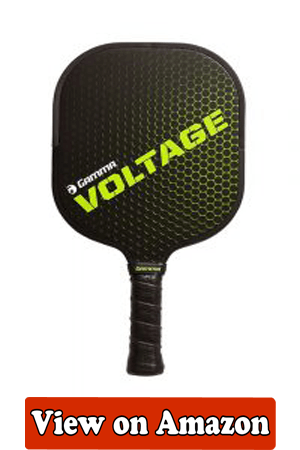 Gamma Classic Voltage 2.0 Pickleball Paddle