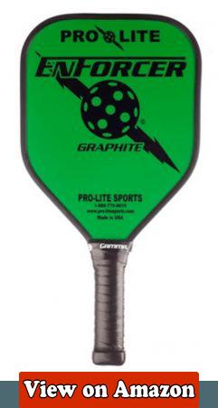Pro Lite Sports Enforcer Graphite