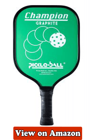 Vintage Champion Graphite Pickleball Paddle