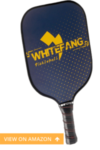 WhiteFang pickleball paddle review