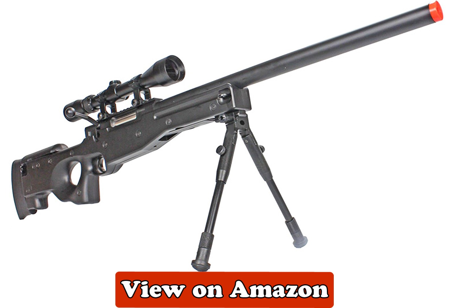 BBTAC BT59 Airsoft Sniper Rifle Bolt Action