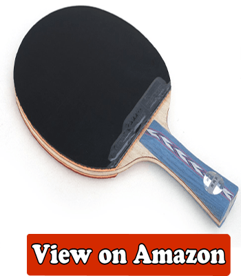DHS HURRICANE-II Tournament Ping Pong Paddle, Table Tennis Racket