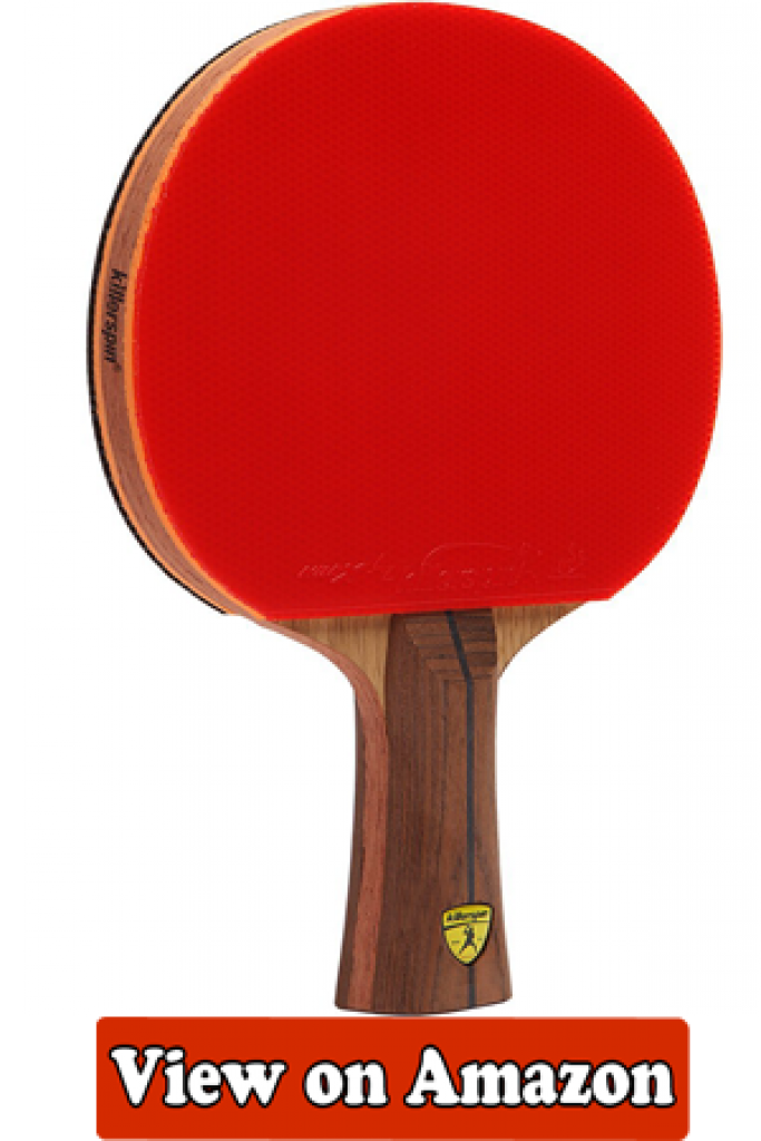 Killerspin JET800 Table Tennis Paddle