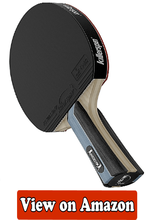 Killerspin Kido 7P Premium Straight Table Tennis Paddle
