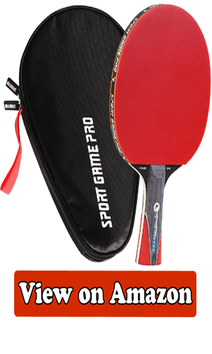 Sport Game Pro Ping Pong Paddles