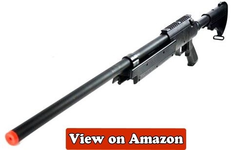 Wellfire aps sr-2 modular Sniper Rifle mb06a