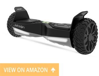 jetson V8 hoverboard