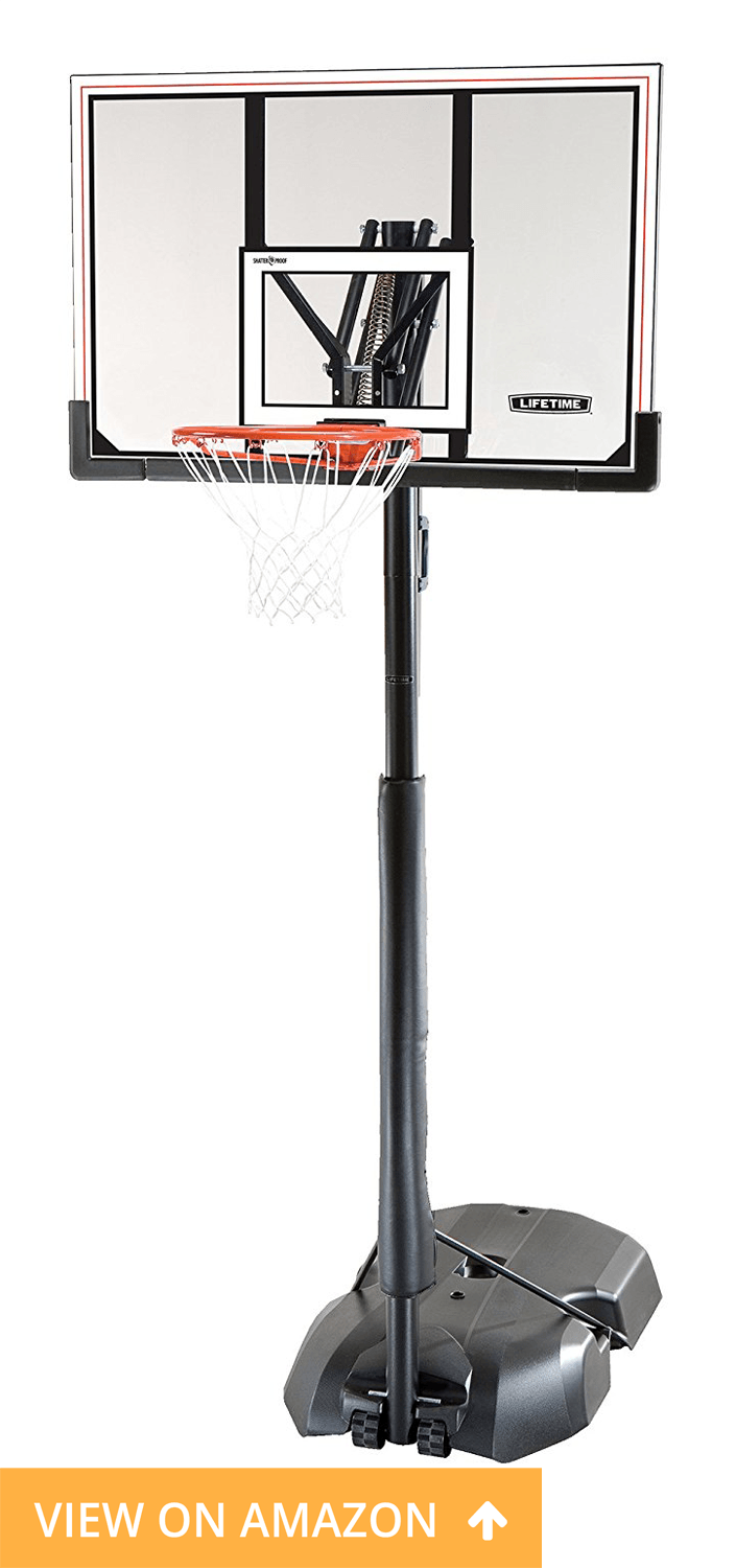 lifetime 51544 basketball hoop