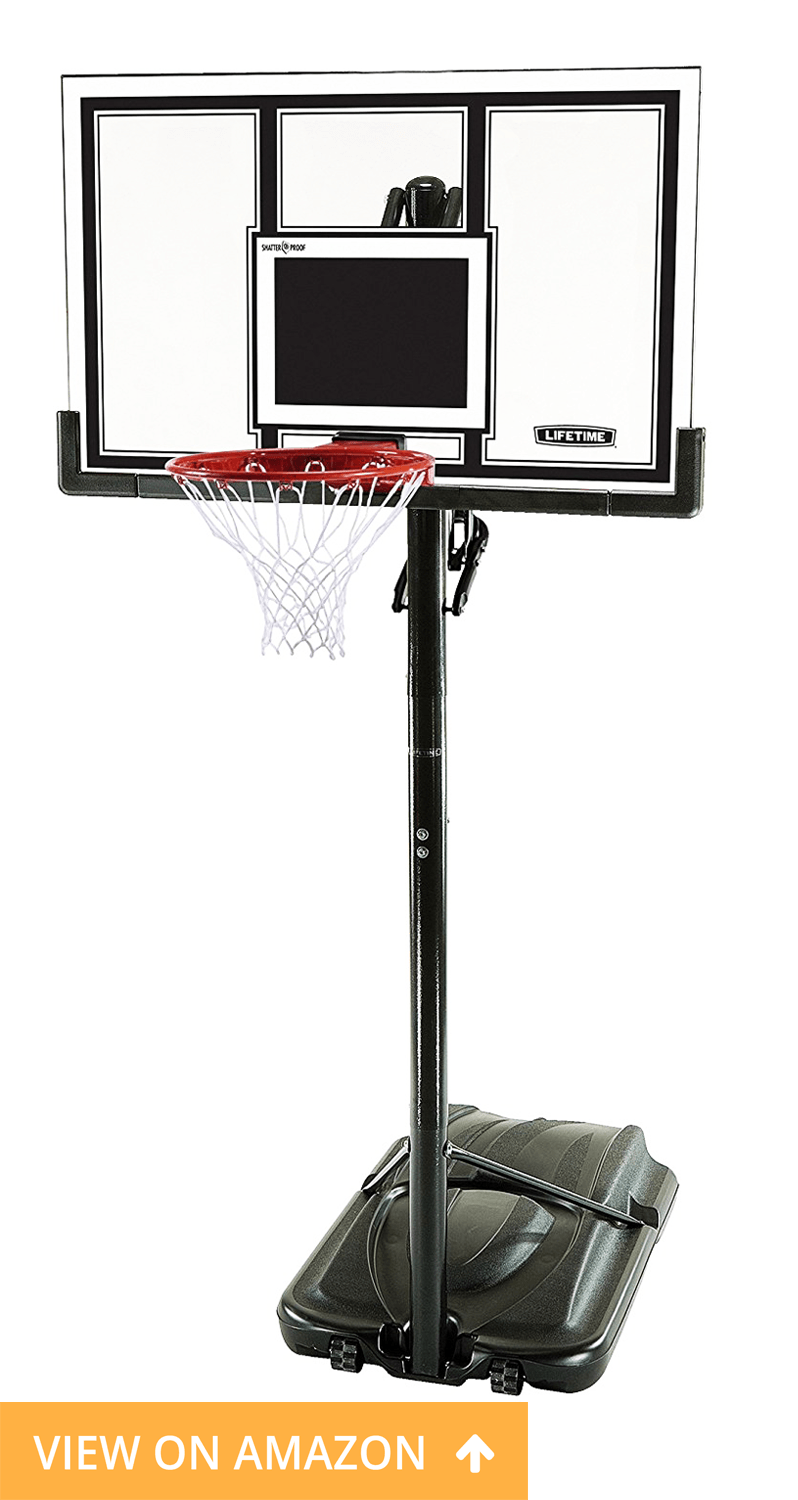 Lifetime 71524 Best portable basketball hoop