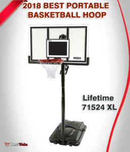 best portable basketball hoop 2018