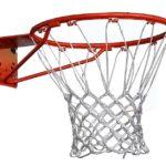 standard rim basketball
