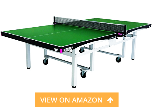 Butterfly Centerfold ping pong table review