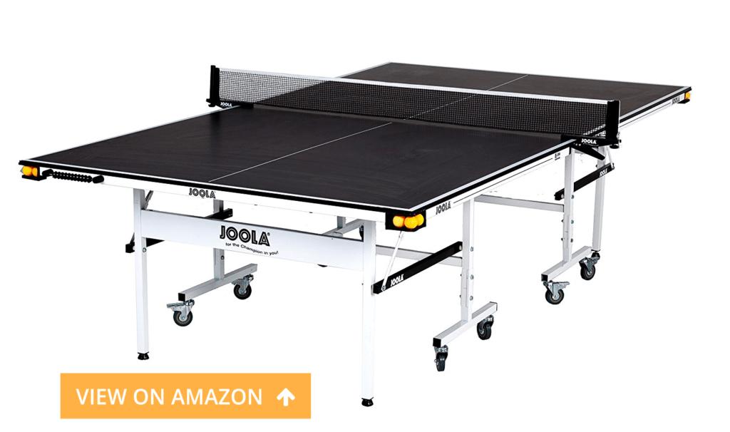JOOLA Rally TL ping pong table review