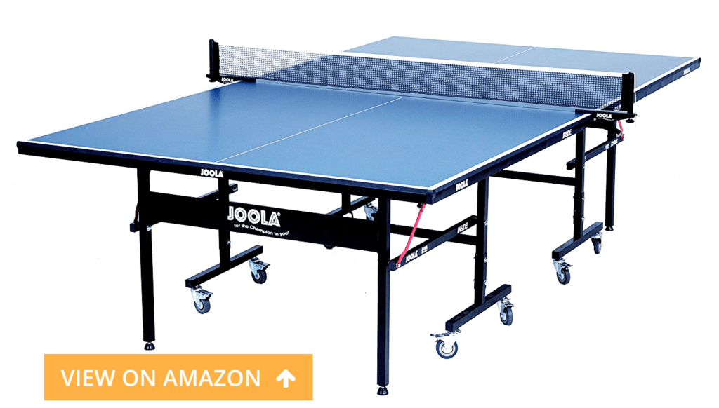JOOLA inside 15 table tennis table review