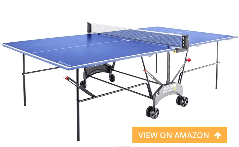 Kettler Axos1 Outdoor Table Tennis Table review