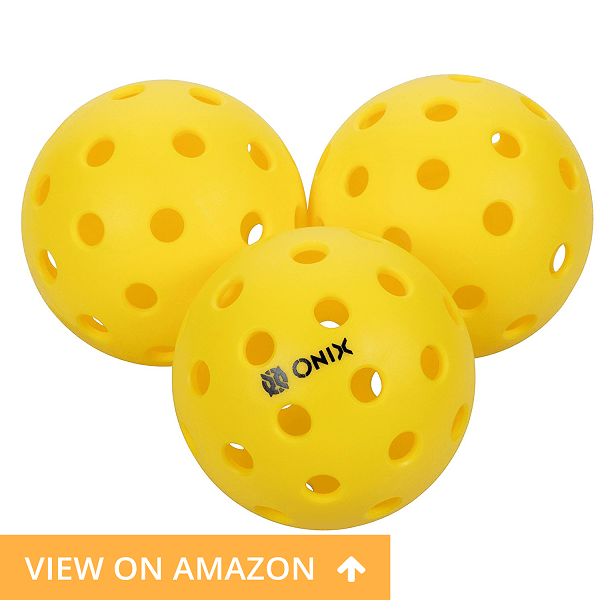 Onix Pure 2 pickleball balls