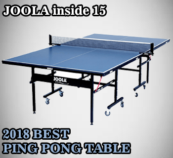 best ping pong table 2018 editor choice