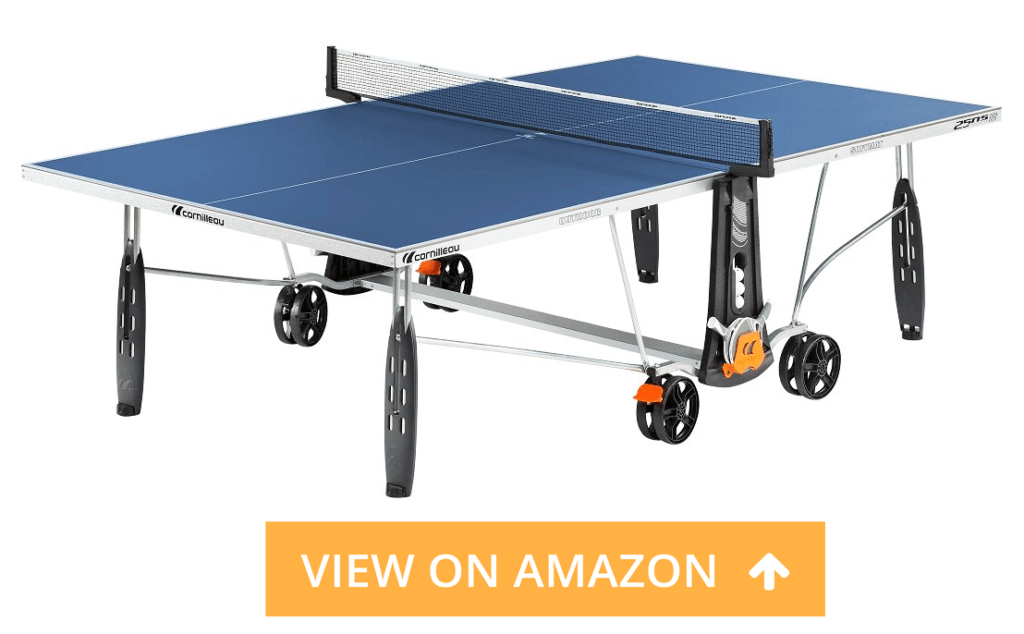 cornilleau 250S ping pong table review