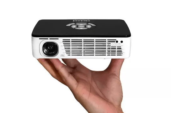 what is outdoor projector