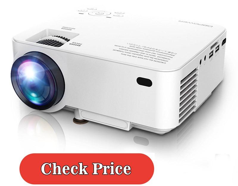 DBPower projector mini