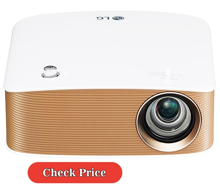 LG PH150G pico projector
