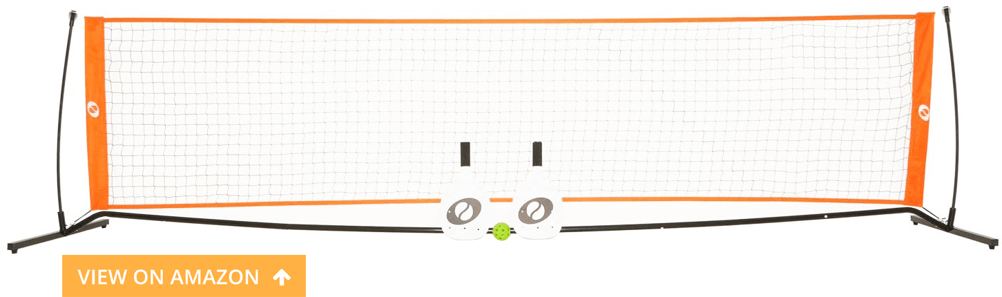 Optima - Cheap Portable Pickleball Net