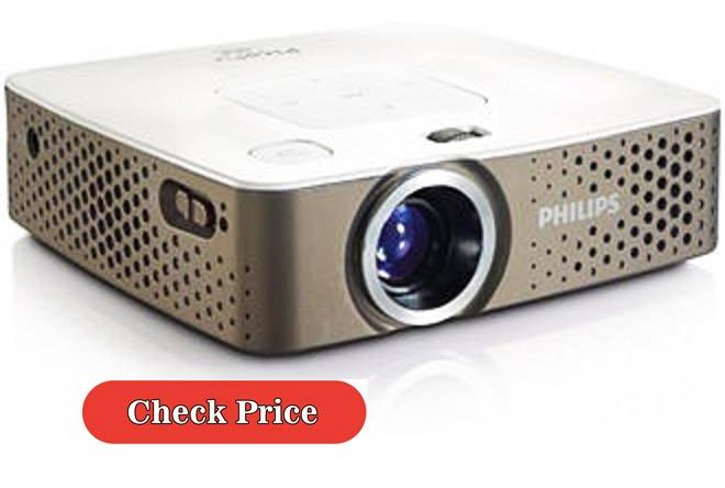 Philips PPX3414 pico projectors reviews