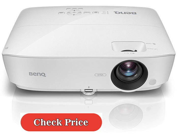 BenQ SVGA best projector reviews