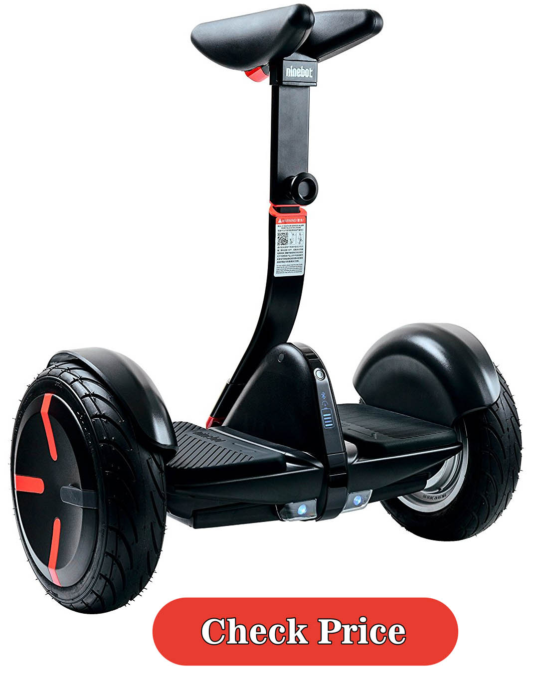 Segway mini PRO safest hoverboard