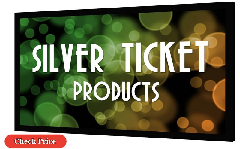 Silver Ticket Screen STR-169120-WAB