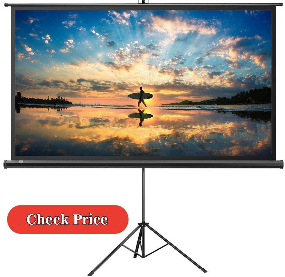 taotronics outdoor projector screen