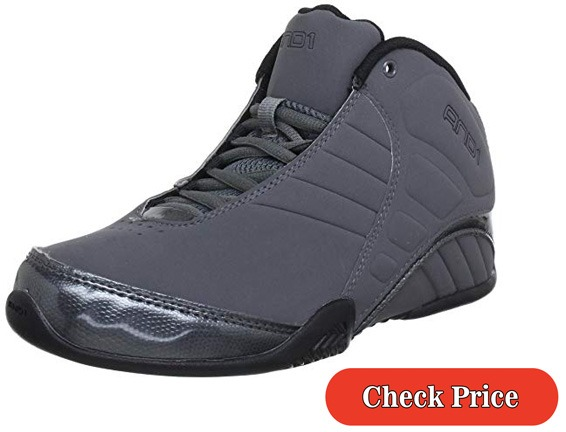 AND1 Mens Rocket 3.0 Mid basketball shoes