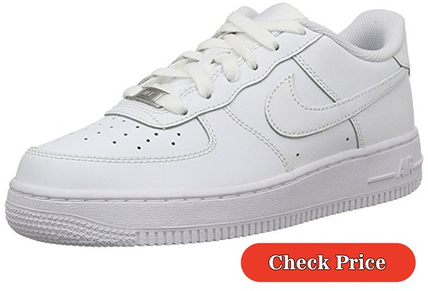 NIKE Unisex-Adult Air Force 1 Gs basketball shoes