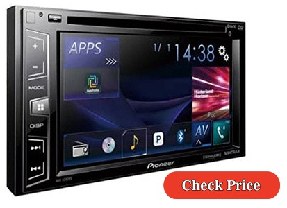Pioneer AVH-X390BS bluetooth car stereo