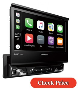 Pioneer SPH-DA120 car stereo