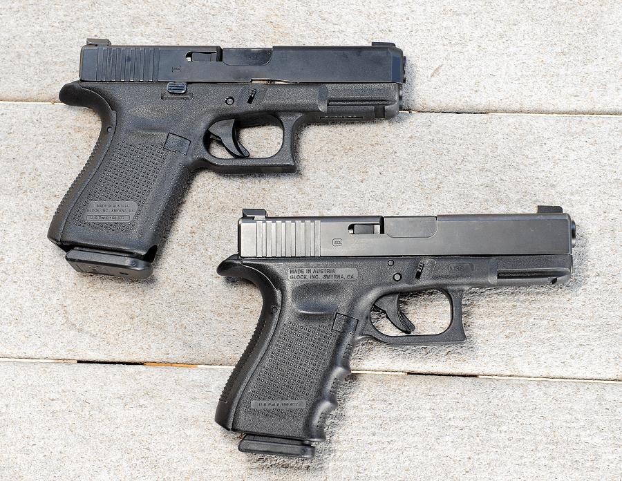 Plastic vs Metal Gun