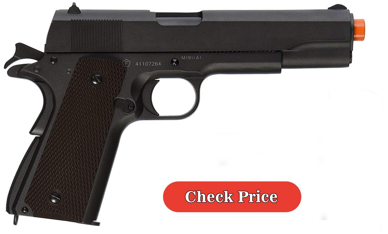 Soft Air Colt 1911 gun