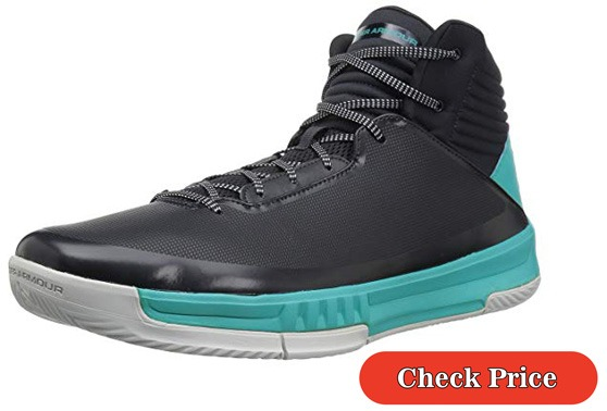 Under Armour Mens Lockdown basketball shoes