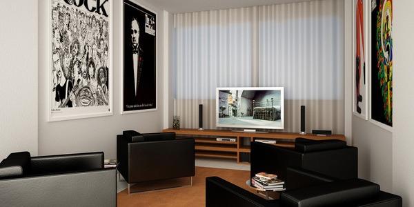 build a home cinema room