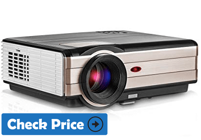 EUG Wireless gaming Projector