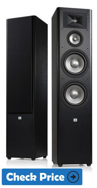 JBL Studio 290 review