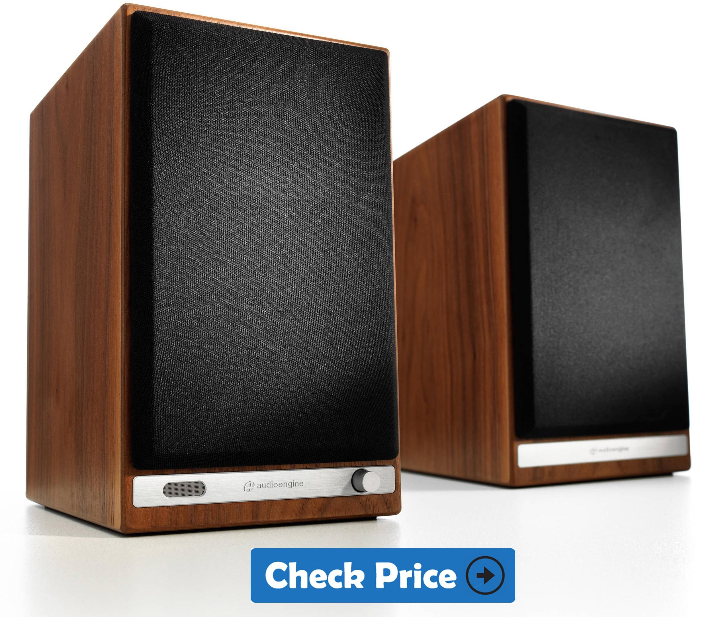 Audioengine HD6 bookshelf speaker under 1000