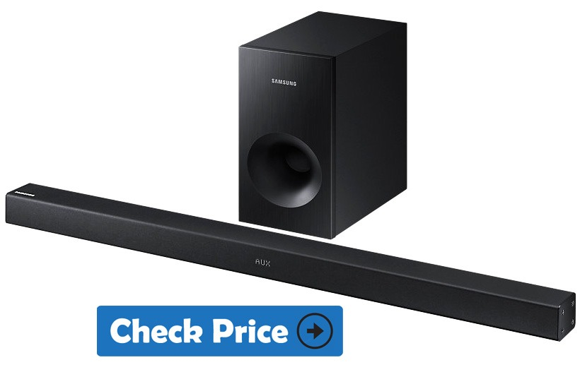 Samsung Electronics HW-K360 soundbar under 150$