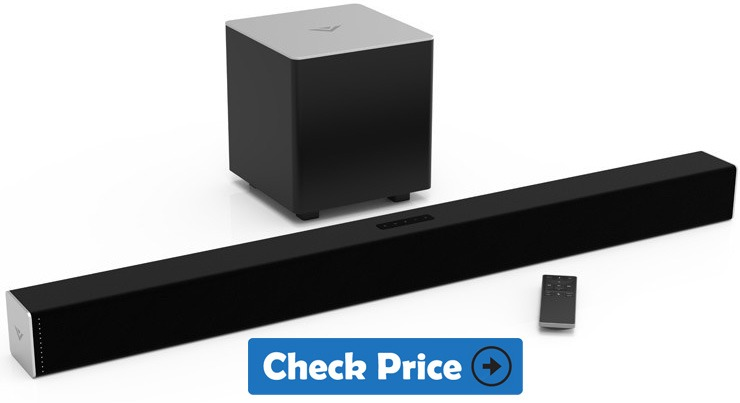 VIZIO SB3821-C6 best soundbar under 150