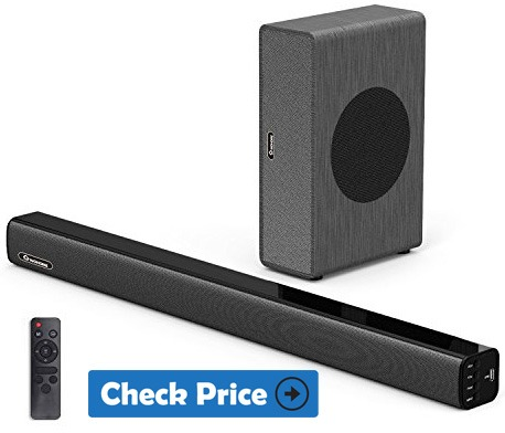 Wohome TV Sound Bar
