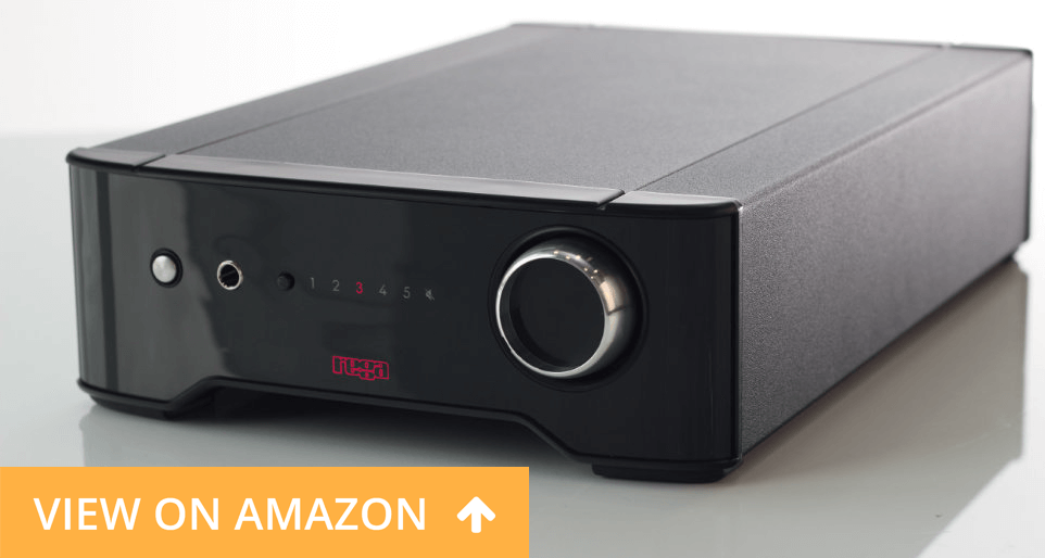 Rega Brio best stereo amplifier under 1000
