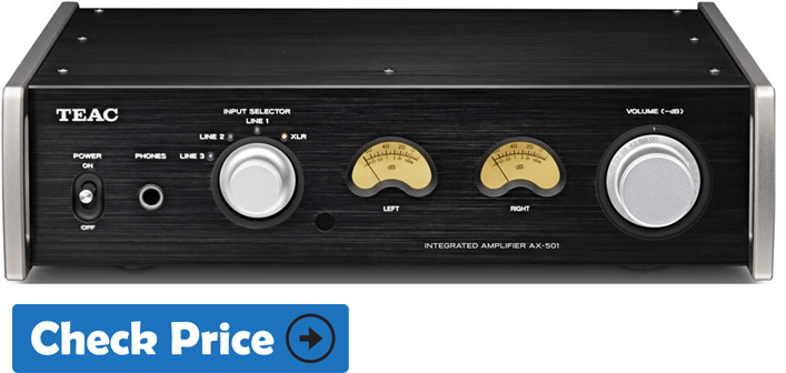 Teac AX-501 stereo amplifier