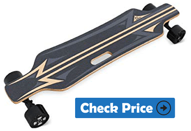 AC Electric Skateboard under 500 dollars