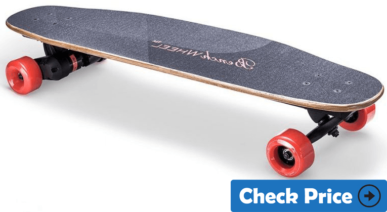 Benchwheel Dual 1800w skateboard under 500