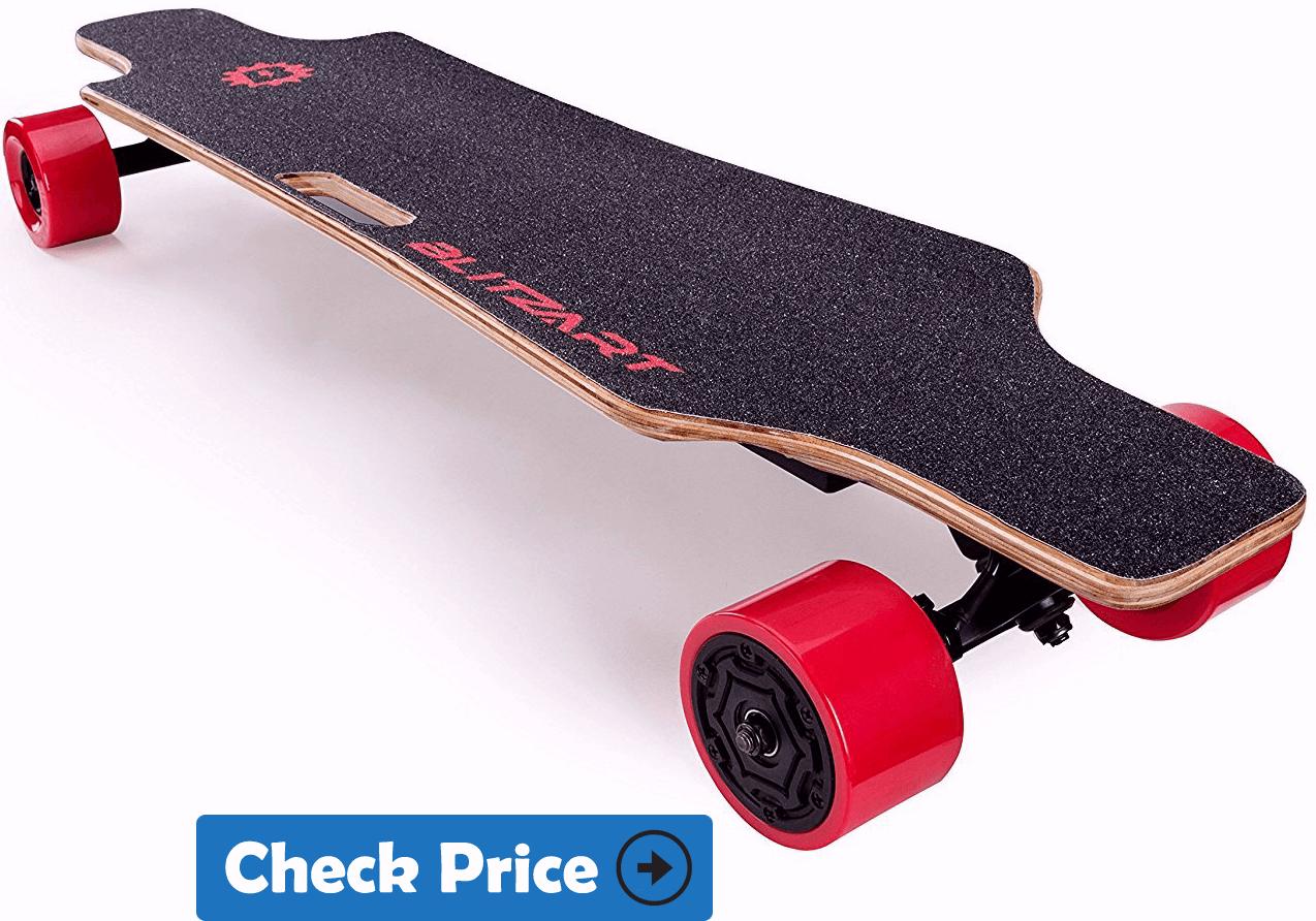Blitzart Huracane skateboard under 500